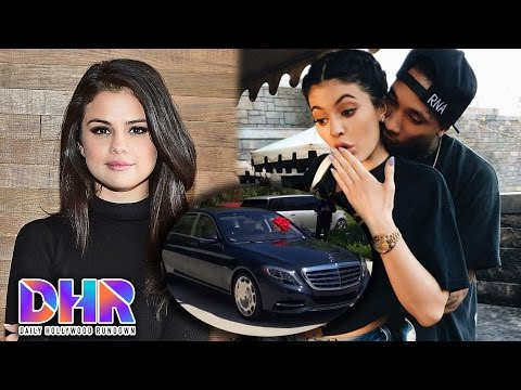 Selena Gomez SHOCKINGLY Quits Hollywood - Kylie Watches Tyga's Car Get Repossessed (DHR)