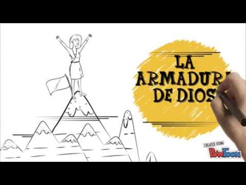 La Armadura de Dios para grandes y chicos - YouTube
