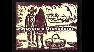 Gravura e Gravadores - Aspectos da cultura brasileira