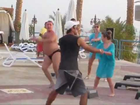 Russian tourist annealed in Egypt