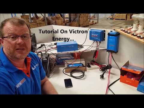 How to use Victron BlueSmart Charger 12/30 (3 outputs)