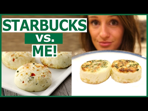 How To Make Starbucks Sous Vide Egg Bites!