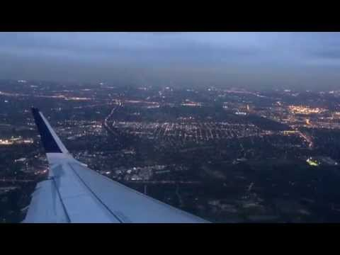 Out the Window - JetBlue 662 Airbus A321 Barbados - New York