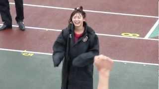 2013.4.7 ファジアーノ岡山vsコンサドーレ札幌13:00キックオフ@カン...