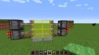 【Bryan】Minecraft-紅石自動門