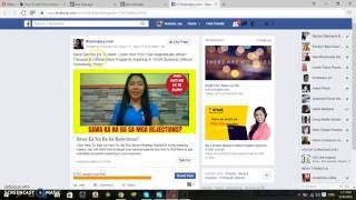 Pinoy Online Business- How To Create Facebook Ads For Beginners