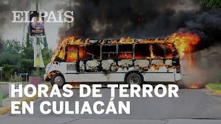 Un enfrentamiento entre militares y narcotraficantes desata horas de terror en Culiacán