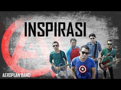 AEROPLAN BAND - INSPIRASI ( Official Lyrics MV )