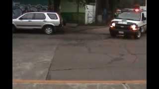 Policías de Seguridad Pública Emboscados Cuando Comían en una Fonda en Huatusco