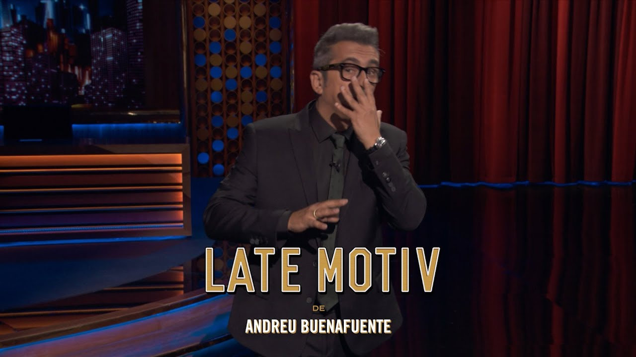 LATE MOTIV - Monólogo. Habla bien | #LateMotiv880