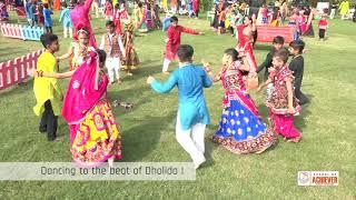 Navratri Celebration - School of Achiever
