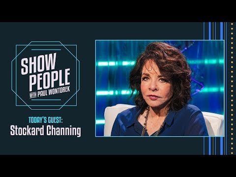 People with Paul Wontorek: Stockard Channing of APOLOGIA
