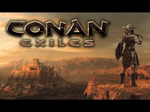 conan exiles 012 der clan w chst let 39 s play conan exiles youtube. Black Bedroom Furniture Sets. Home Design Ideas
