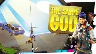 The Snipe God! - Fortnite Squads 38 Kill Game