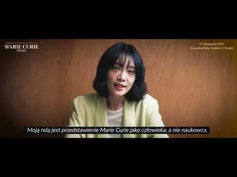 "Commentary Video MUSICAL ""MARIE CURIE"" - SPECJALNA PROJEKCJA W POLSCE"