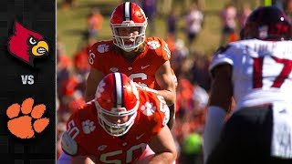 Louisville vs. Clemson Football Highlights (2018)