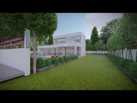 Premium Villa  - Bauhaus Design