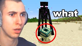 Reacting to WTF Minecraft Moments that will Blow Your Mind
