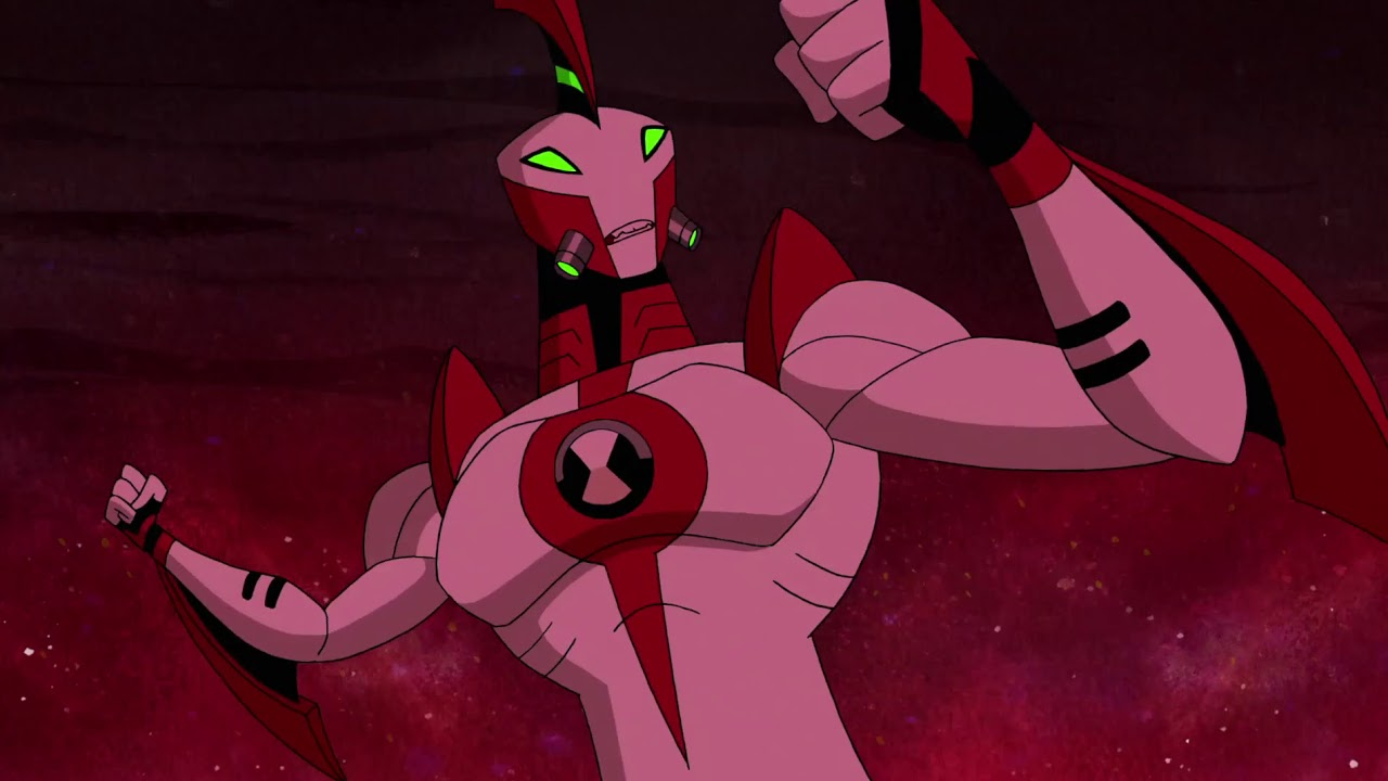 Download Ben Way Big VS Vilgax Ben 10 Versus The Universe