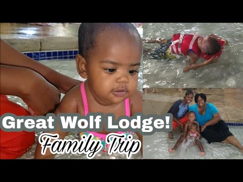 Family Trip to Great Wolf Lodge