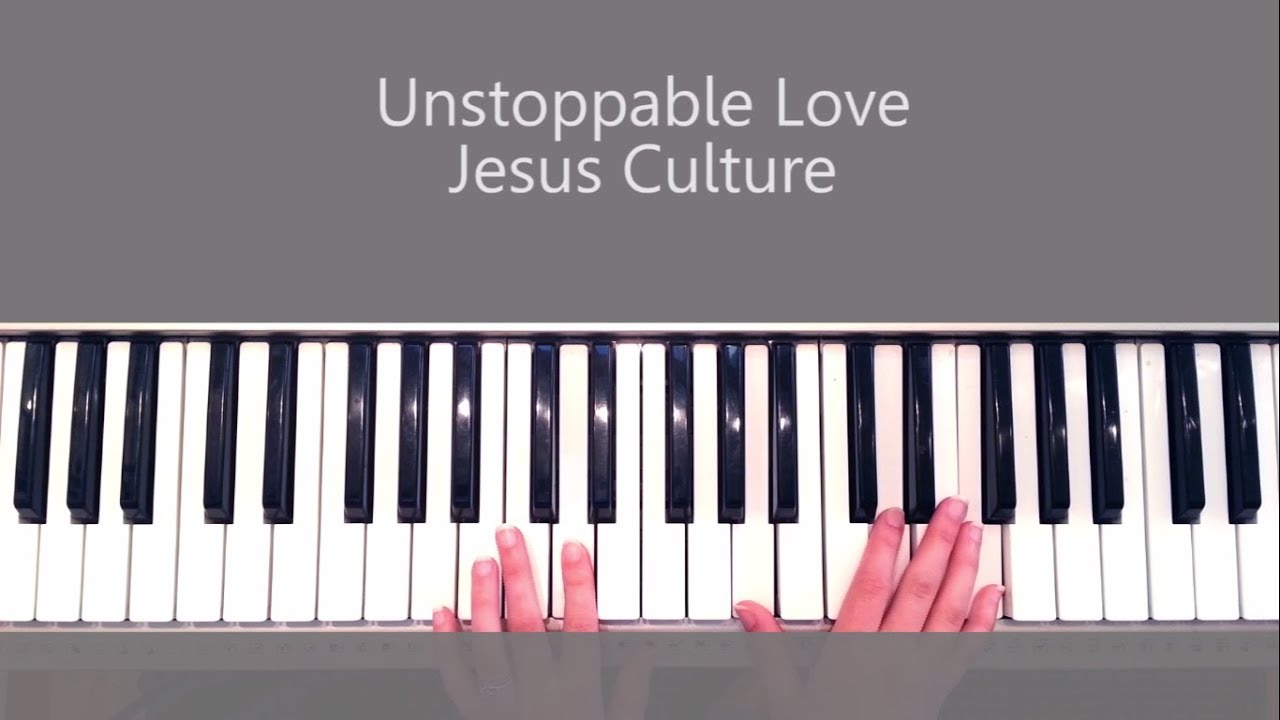 Fierce jesus culture tutorial youtube.