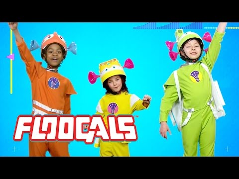 Floogals, Kids Songs: Floogals Theme Song in A Capella! | Sprout