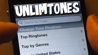 How To Make iPhone Ringtones FREE With UnlimTones Cydia App - Best Cydia Apps & Tweaks iOS 5&6