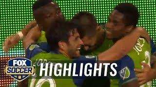 Seattle Sounders FC vs. Minnesota United FC | 2017 MLS Highlights