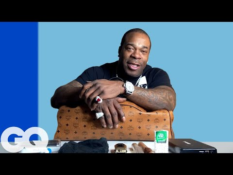 10 Things Busta Rhymes Can't Live Without | GQ