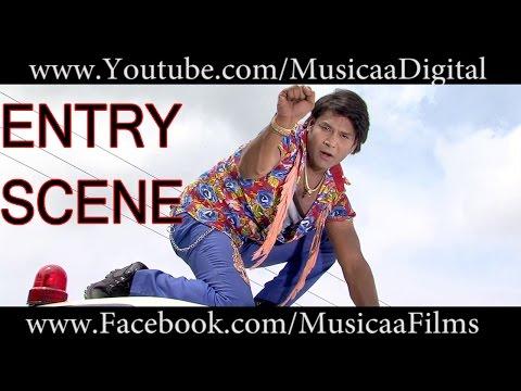 Govind Thakor Rickshaw Walo | Gujarati Movie | Entry Scene | Rakesh Pande