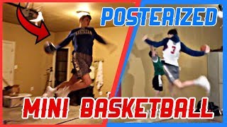 POSTERIZNG DUNK (Mini Basketball Game) | NEA Blitzball