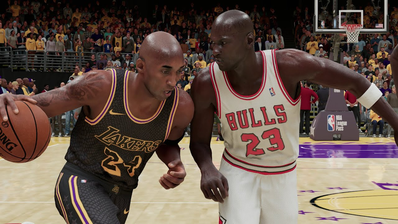NBA 2K21 Next Gen Gameplay - All Time Lakers vs All Time Bulls (NBA 2K21 Xbox Series X/PS5)