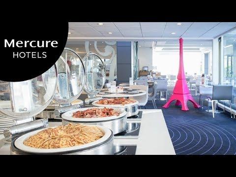 Hotel Mercure Paris Centre Tour Eiffel - Eiffel Tower