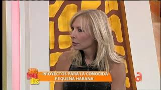 El cambio de cara de La pequeña Habana - América TeVé