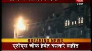 BREAKING NEWS Mumbai Terrorist Attack LIVE  26th November Update 2 - 2008