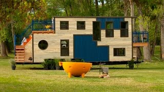 Tiny Ski Lodge Towable Tiny House By Maximus Extreme Living Solutions