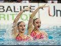 Nuoto Sincronizzato - Campionato Italiano Assoluto Bologna 2017 - Duo R.N. Legnano