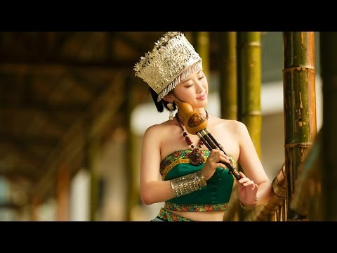 Traditional Chinese Music - Beautiful Chinese Flute Music (Hulusi)
