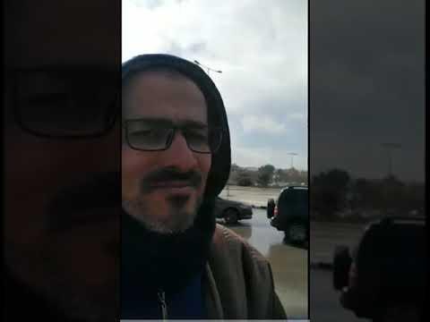 .مكبلون بالسلاسل, أفراد حراك بني حسن يعتصمون أمام دائرة المخابرات  - 17:00-2020 / 2 / 12