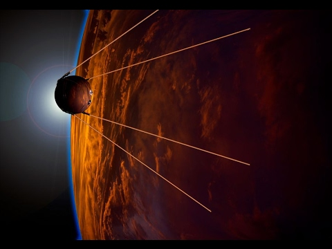 the world's first artificial satellite  Sputnik l    full documentary