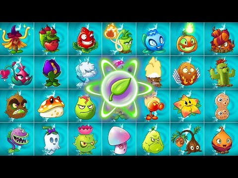 Every Premium Plant Power-Up! in Plants vs Zombies 2
