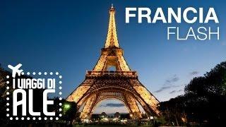 Francia, France - Parigi città, Paris - Documentario, natale - Tour Eiffel, Louvre