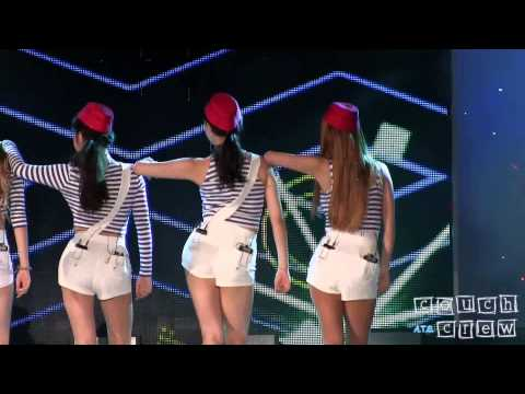 "150804 T-ara Eunjung ""So Crazy"" @ Summer Kpop Festival"