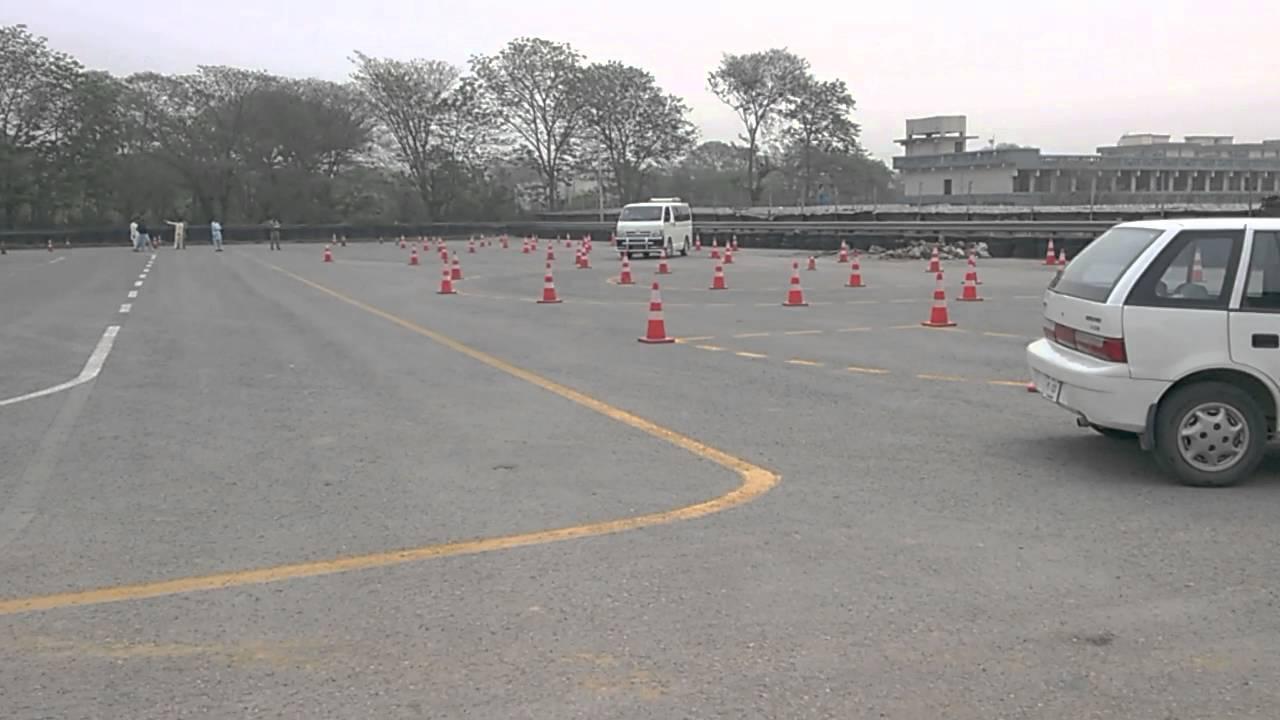 DLA NHMP motorway police ground test part 1