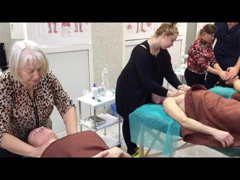 Курсы массажа лица. Обучение массажу лица в NV MASTER.