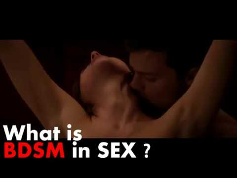 What is bdsm in sex
