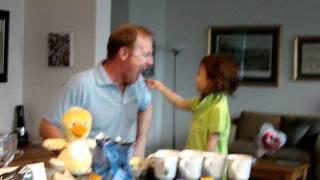 """Dentist Aubrey """"Sorry Dad!"""""""