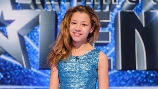 Molly Rainford Ave Maria - Britain's Got Talent 2012 Final - International version