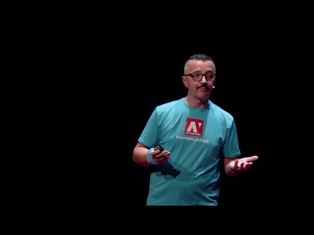 Gastarbeiter and addict | Srećko Vukov | TEDxZagreb