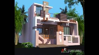 SMALL BUT VERY BEAUTIFUL HOUSE DESIGNS WITH LATEST COLOR OPTIONS